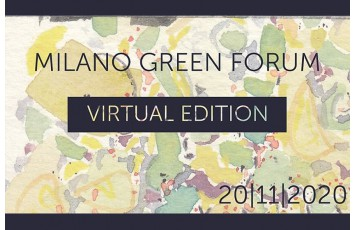 MILANO GREEN FORUM: VIRTUAL EDITION 2020