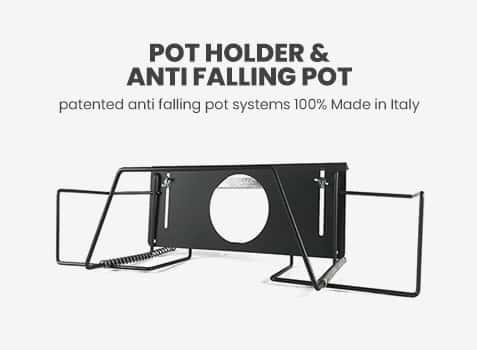 anti falling pot